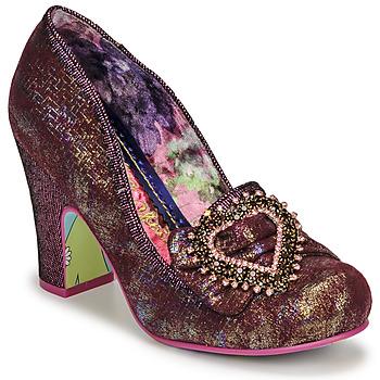 鞋子 女士 高跟鞋 Irregular Choice LE GRAND AMOUR 玫瑰色