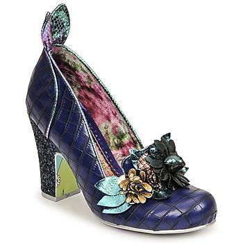 鞋子 女士 高跟鞋 Irregular Choice BUNNY BOO 蓝色