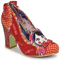 鞋子 女士 高跟鞋 Irregular Choice MATRYOSHKA MEMORIES 红色