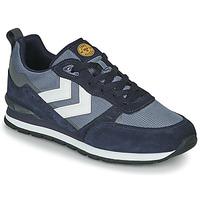 鞋子 男士 球鞋基本款 Hummel THOR 黑色