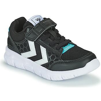 鞋子 儿童 球鞋基本款 Hummel CROSSLITE JR 黑色