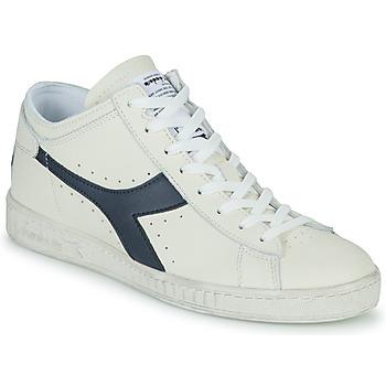 鞋子 高帮鞋 Diadora 迪亚多纳 GAME L WAXED ROW CUT 白色