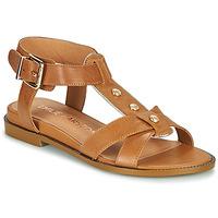 鞋子 女士 凉鞋 KARSTON SOCAS 驼色