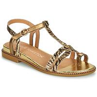 鞋子 女士 凉鞋 KARSTON SOREN 金色