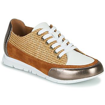 鞋子 女士 球鞋基本款 KARSTON CAMINO 棕色 / 古銅色