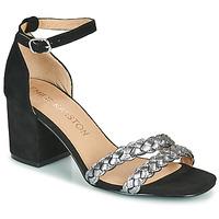 鞋子 女士 凉鞋 KARSTON POMELOS 黑色 / 银色