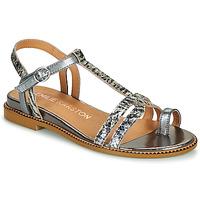 鞋子 女士 凉鞋 KARSTON SOREN 银色