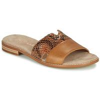 鞋子 女士 休闲凉拖/沙滩鞋 KARSTON XAPLINA 棕色