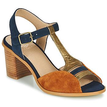 鞋子 女士 凉鞋 KARSTON LILIAN 棕色 / 海蓝色