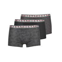 内衣 男士 拳击 Athena EASY STYLE X3 黑色 / 灰色 / 灰色