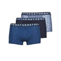内衣  男士 拳击 Athena EASY STYLE X3 蓝色 / 海蓝色 / 蓝色