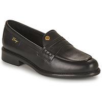 鞋子 女士 皮便鞋 Betty London MAGLIT 黑色