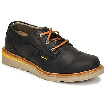 鞋子 男士 德比 Caterpillar JACKSON LOW 黑色
