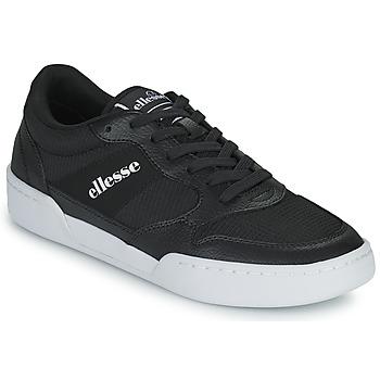 鞋子 男士 球鞋基本款 艾力士 USTICA 黑色