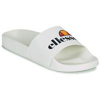 鞋子 男士 拖鞋 艾力士 FILIPPO 白色