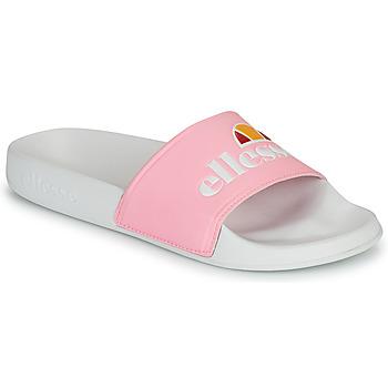 鞋子 女士 拖鞋 艾力士 FILIPPO 白色 / 玫瑰色