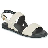 鞋子 女士 凉鞋 Clarks 其乐 KARSEA STRAP 白色