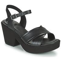鞋子 女士 凉鞋 Clarks 其乐 MARITSA70STRAP 黑色