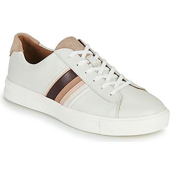 鞋子 女士 球鞋基本款 Clarks 其乐 Un Maui Band 白色