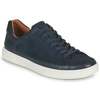 鞋子 男士 球鞋基本款 Clarks 其乐 UN COSTA TIE 蓝色