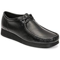 鞋子 男士 德比 Clarks 其乐 WALLABEE 2 黑色