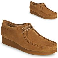 鞋子 男士 德比 Clarks 其乐 WALLABEE 2 棕色