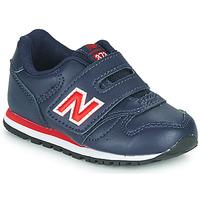 鞋子 儿童 球鞋基本款 New Balance新百伦 373 蓝色