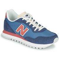 鞋子 女士 球鞋基本款 New Balance新百伦 527 蓝色