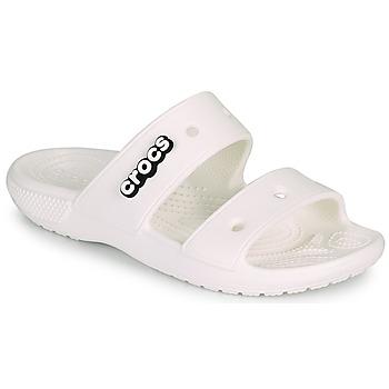 鞋子 凉鞋 crocs 卡骆驰 CLASSIC CROCS SANDAL 白色