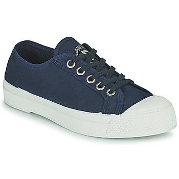 鞋子 女士 球鞋基本款 Bensimon B79 BASSE 蓝色