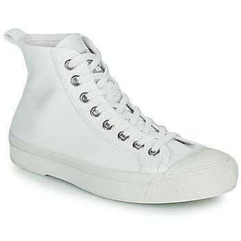 鞋子 女士 球鞋基本款 Bensimon B79 MID 白色