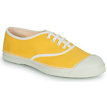 鞋子 女士 球鞋基本款 Bensimon VINTAGE 黄色