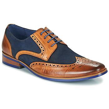 鞋子 男士 德比 Kdopa MANI 驼色 / 蓝色