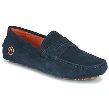 鞋子 男士 皮便鞋 Kdopa DAVE 蓝色