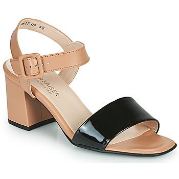 鞋子 女士 凉鞋 Peter Kaiser PEORIA 裸色 / 黑色