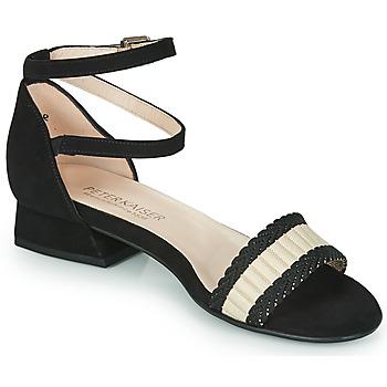 鞋子 女士 凉鞋 Peter Kaiser PUERTO 黑色