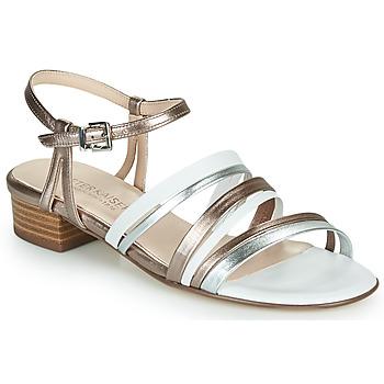 鞋子 女士 凉鞋 Peter Kaiser PATIA 古銅色 / 白色