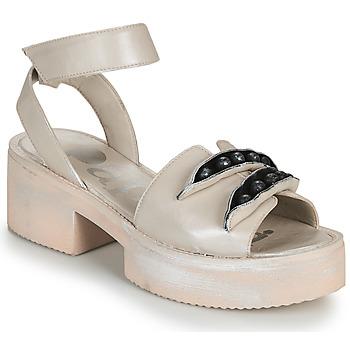 鞋子 女士 凉鞋 Papucei AMON 米色