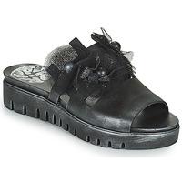 鞋子 女士 休闲凉拖/沙滩鞋 Papucei ARO 黑色