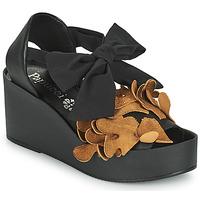 鞋子 女士 凉鞋 Papucei MAYA 黑色 / 棕色