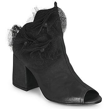 鞋子 女士 高跟鞋 Papucei MOMA 黑色