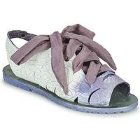 鞋子 女士 凉鞋 Papucei SESSILE 灰色 / 紫罗兰