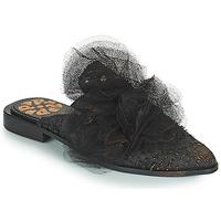 鞋子 女士 休闲凉拖/沙滩鞋 Papucei WILLOW 黑色