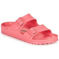 鞋子 女士 休闲凉拖/沙滩鞋 Birkenstock 勃肯 ARIZONA EVA 玫瑰色