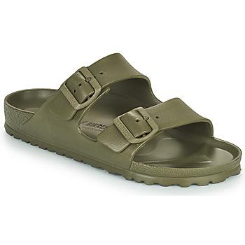 鞋子 女士 休闲凉拖/沙滩鞋 Birkenstock 勃肯 ARIZONA EVA 卡其色