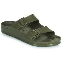 鞋子 男士 休闲凉拖/沙滩鞋 Birkenstock 勃肯 ARIZONA EVA 卡其色