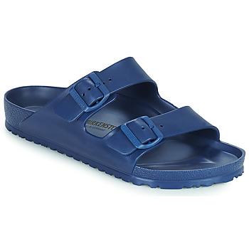 鞋子 男士 休闲凉拖/沙滩鞋 Birkenstock 勃肯 ARIZONA EVA 蓝色