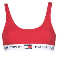 内衣  女士 胸衣 Tommy Hilfiger BRALETTE 红色