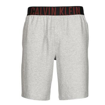 衣服 男士 短裤&百慕大短裤 Calvin Klein Jeans SLEEP SHORT 灰色