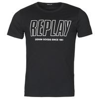 衣服 男士 短袖体恤 Replay M3395-2660 黑色